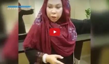 VIDEO: Masuk Ke Hotel, Pengusaha Malaysia Ini 'Ngamuk' Melihat Toilet Lebih Mewah Dari Mushola