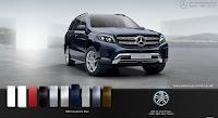 Mercedes GLS 350d 4MATIC 2015 màu Xanh Cavansite 890