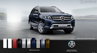 Mercedes GLS 350d 4MATIC 2018 màu Xanh Cavansite 890