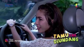Kelly di Tamu Tak Diundang RCTI