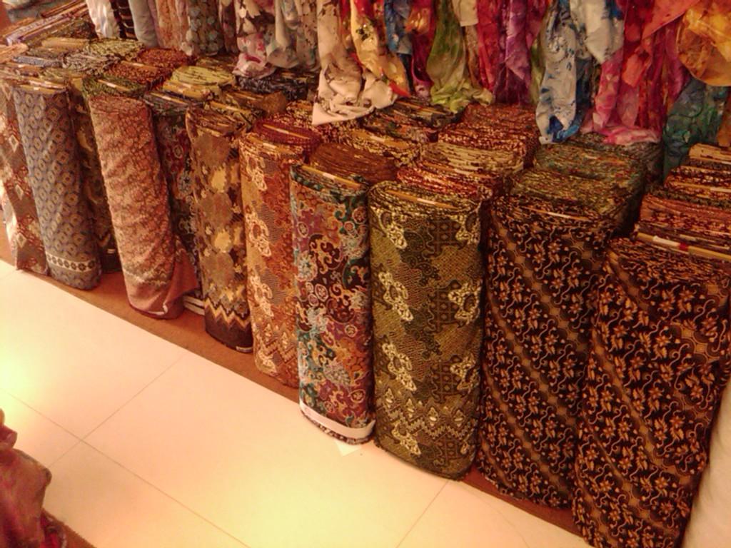 Batik Yang Lama