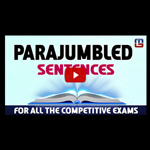 Rearrangement Of Sentences | English | IBPS RRB | PO | Clerk | SSC CGL