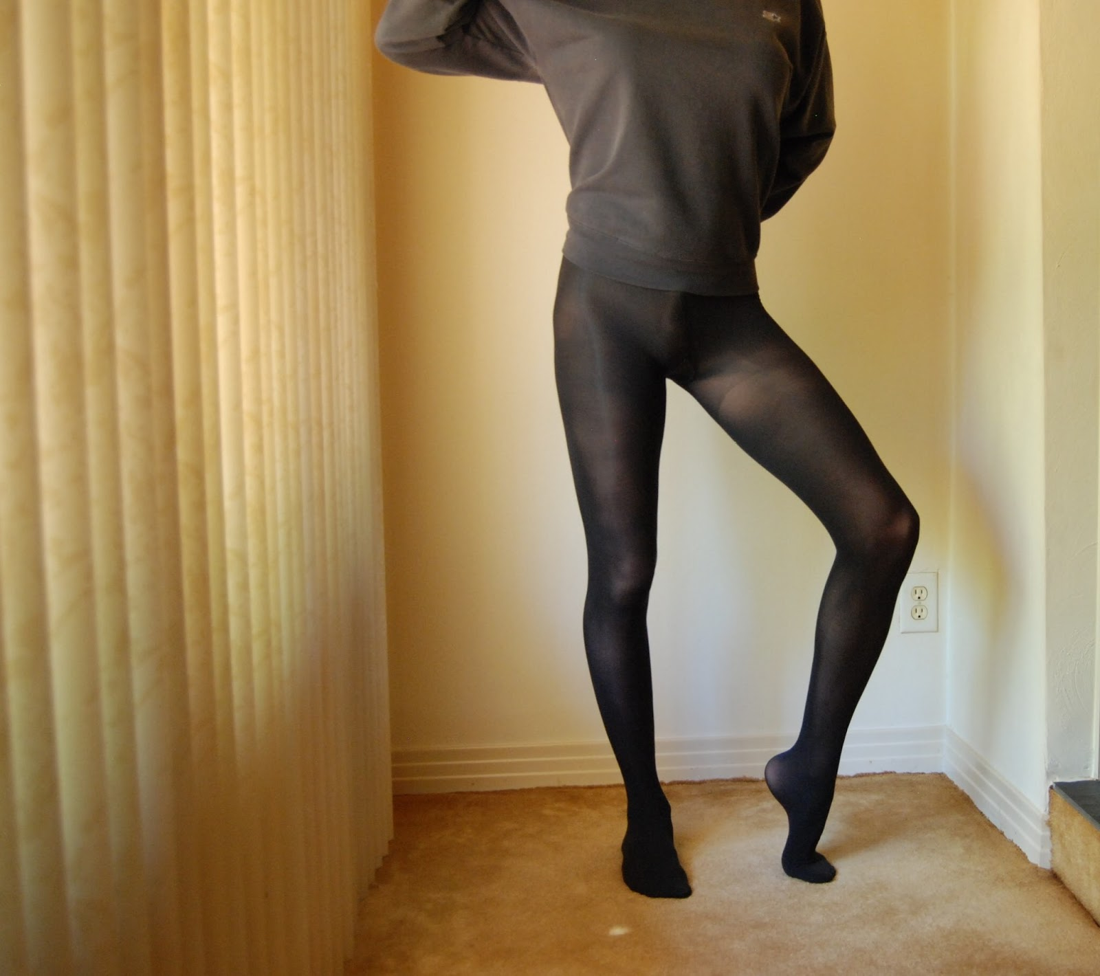 Pantyhose Openly 98