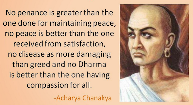 Thought by chanakya
