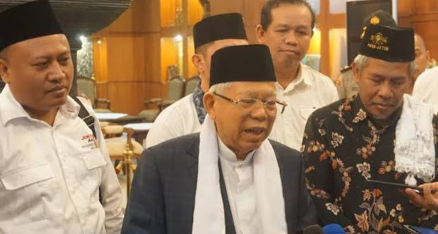 Ketua PWNU Jatim ke Kiai Ma'ruf: Ada Pendukung Sebelah Minta Menteri
