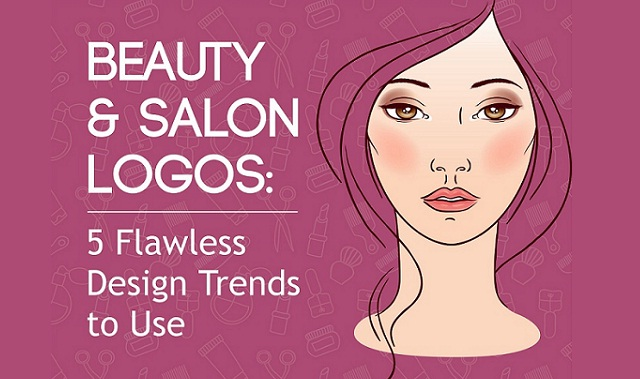 Beauty and Salon Logos: 5 Flawless Design Trends to Use