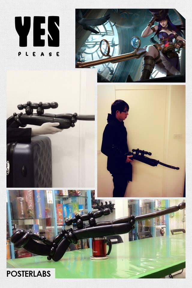 氣球狙擊槍