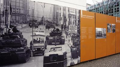 Murales en Friedrichtrasse