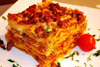 Resep Lasagna Beef