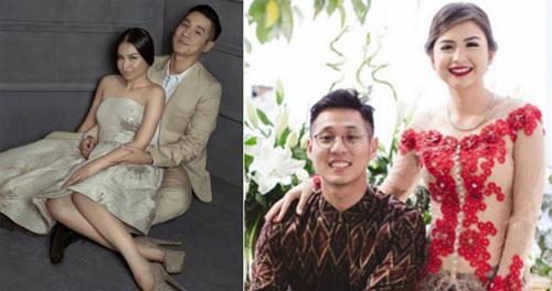 Pernikahan Putri Titian dan Junior Liem