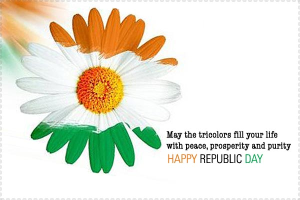Happy Indian Republic Day 2018 SMS