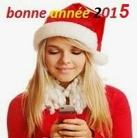 message bonne année 2015