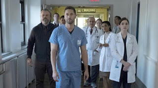 Hospital New Amsterdam - Toda Vida Importa na Tela Quente ás 22:26 - 18/11/2019