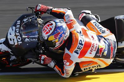 Marquez dan Pedrosa Dipastikan Absen di Tes Jerez