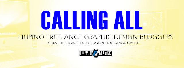Freelance Graphic Design Blog Commenting exchange