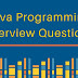 25 Java Interview Questions with a Answers