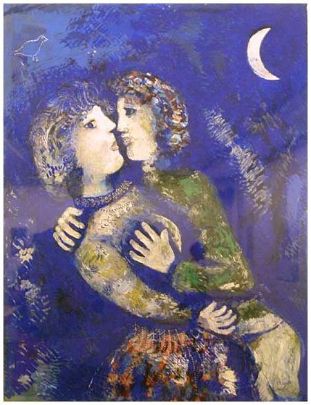 Chos de mon grenier f vrier 2012 for Marc chagall paris vu de ma fenetre
