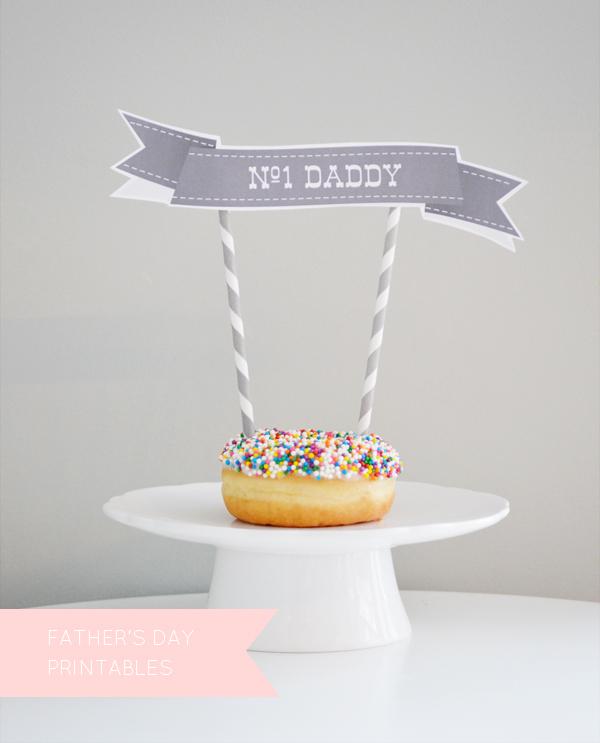 Sélection DIY pour la fête des pères!