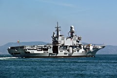 Cavour (550) Aircraft Carrier