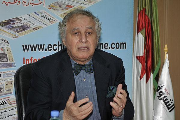 أحمد غزالي : بوتفليقة لا يحكم والانتخابات الجزائرية كوميديا