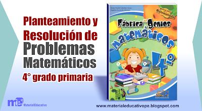 Planteamiento y resolución de problemas matemáticos para alumnos de ...