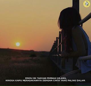 Contoh Puisi Cinta: Cukup Ku Pendam Rasa Ku by Dina Silaban