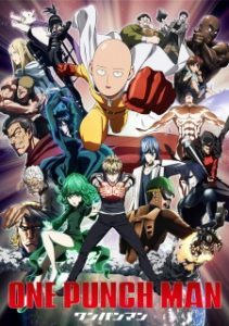 Download One Punch Man + Spesial Subtitle Indonesia (Batch)