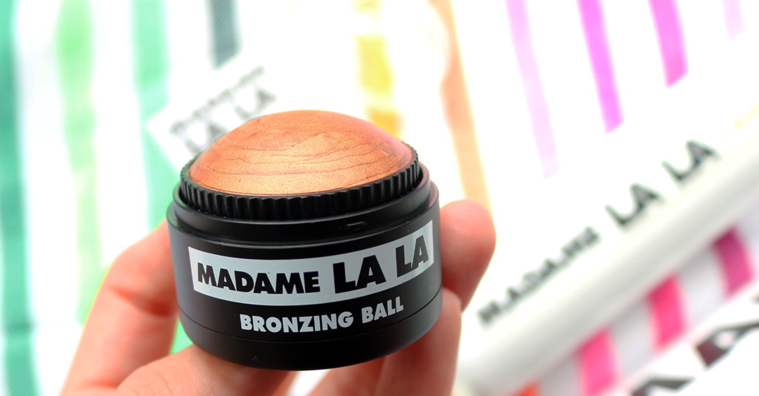 Madame LA LA Bronzing Ball