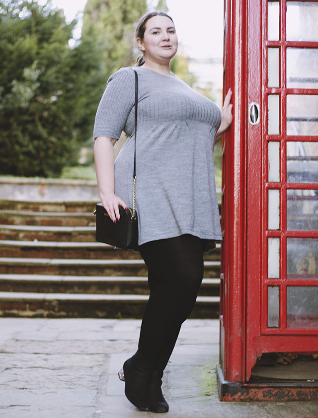 Smart plus size outfit