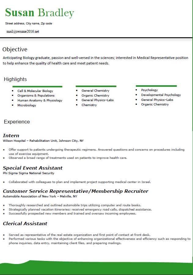 Top Resume Samples 2016 Sample Resumes