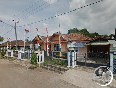 FOTO 2 : Kantor Desa Ciruluk, Kecamatan Kalijati