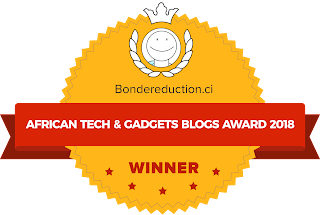 African Tech & Gadgets Blogs Award 2018