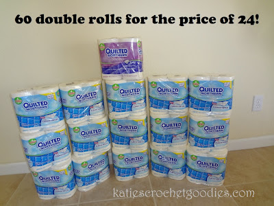 couponing deals on toilet paper