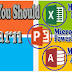 See Why You Should Learn Microsoft Excel, Access & PowerPoint