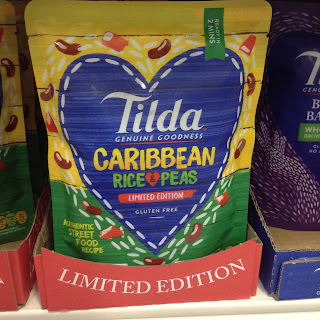 Tilda Caribbean Rice & Peas Limited Edition