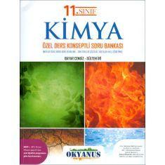 Okyanus 11.Sınıf Kimya Özel Ders Konseptli Soru Bankası