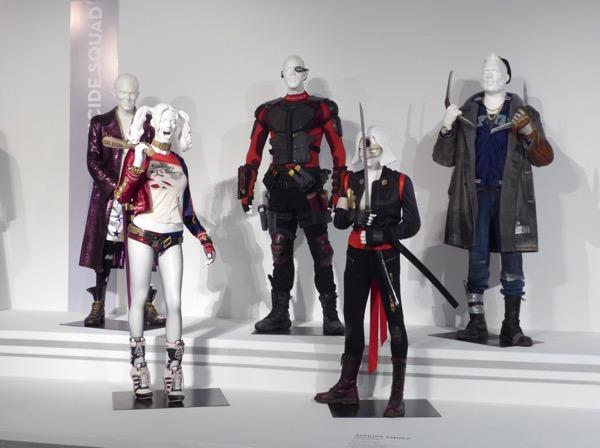Suicide Squad film costumes