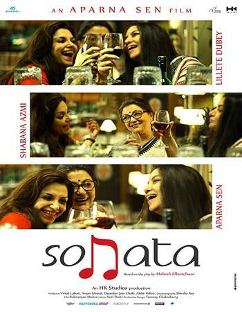 Poster Of Hindi Movie Sonata 2017 Full HD Movie Free Download 720P Watch Online