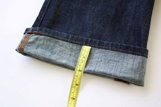 3 bước tự lên lai quần jean dễ dàng tại nhà