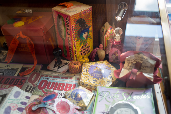 harry potter house of minalima soho london review