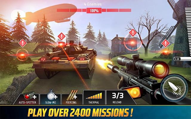 Kill Shot Bravo v5.9 MOD UPDATE