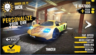 Game Extreme Asphalt : Car Racing Apk