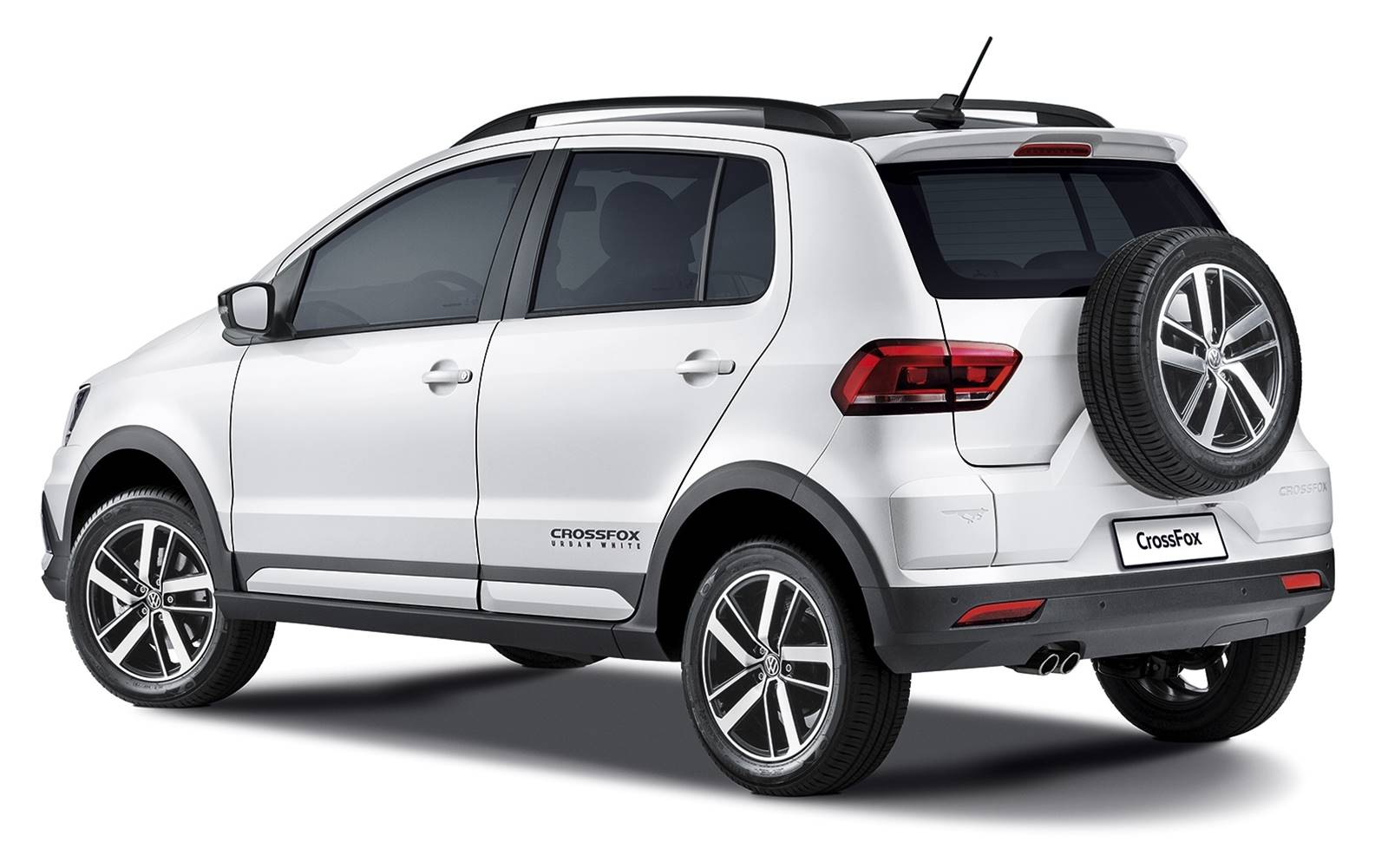 volkswagen crossfox 2017 urban white fotos e detalhes car blog br. Black Bedroom Furniture Sets. Home Design Ideas