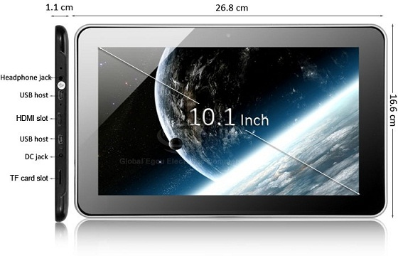 Review: 9.7 Inch ZeniThink ZTPad C97 Dual Core Android 4.0 ...