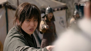 Sinopsis Six Flying Dragons Episode 42