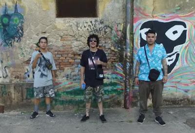 Entrevista com o grupo Repi Guaraní, do Paraguay