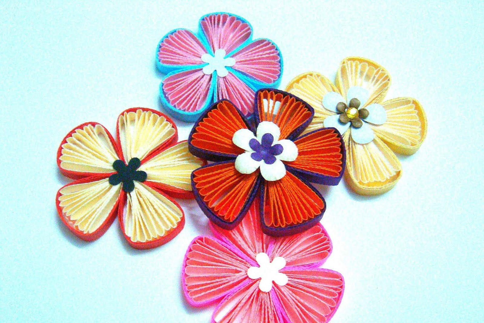 Easy Quilling Ideas Art Projects Craft Ideas
