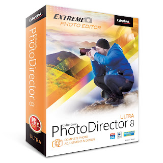 CyberLink PhotoDirector Ultra 8 full with patch