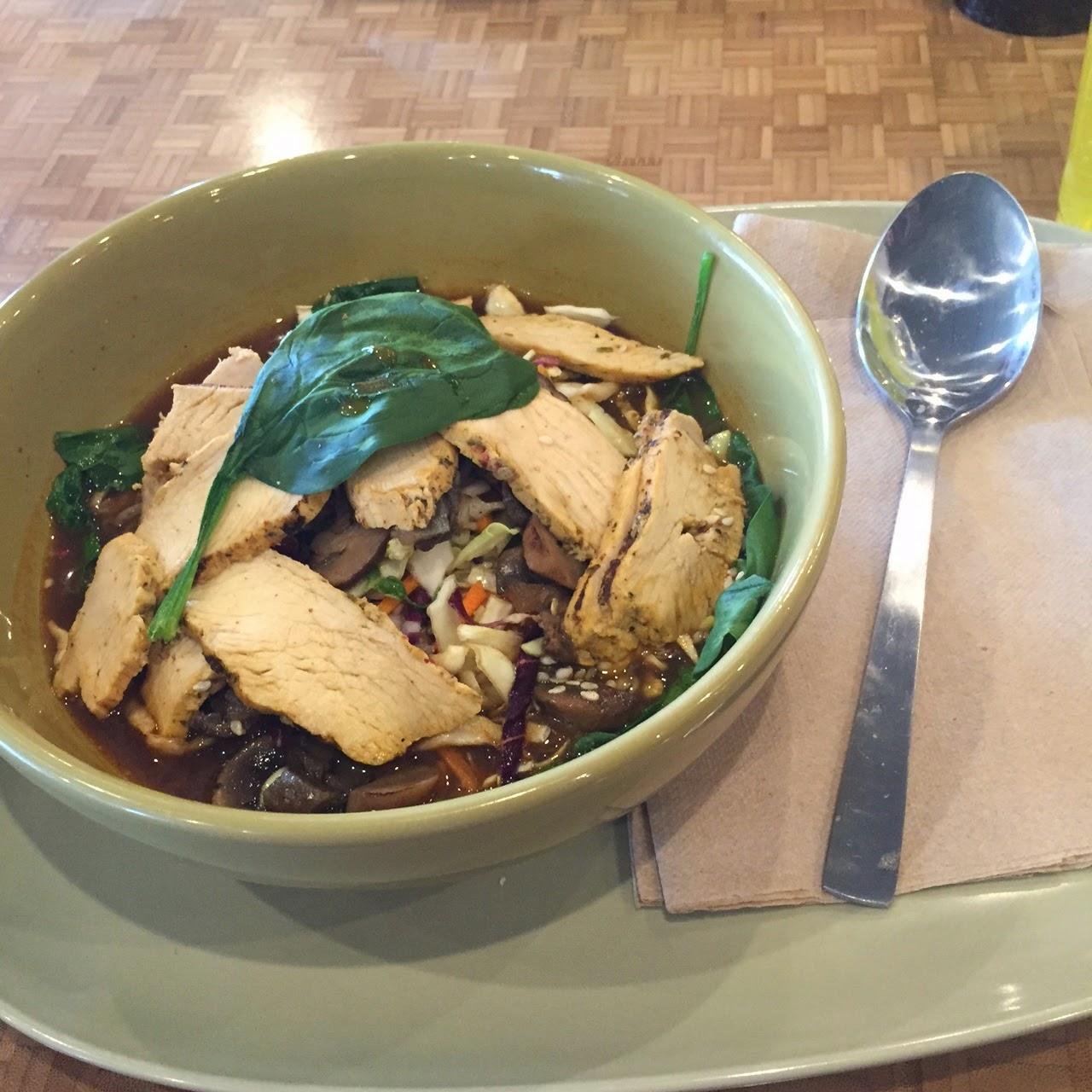 Restaurant Review: New Broth Bowls at Panera Bread | The