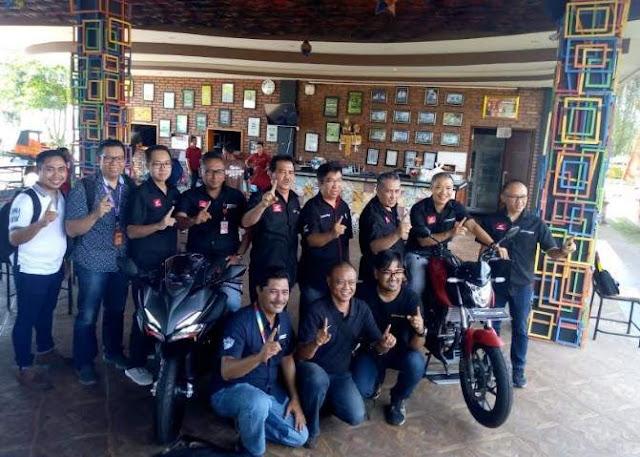 Launching New CBR250RR dan New CB150R StreetFire Bali 2018